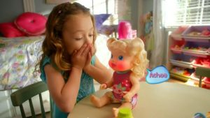 the best baby doll for 3-year-old