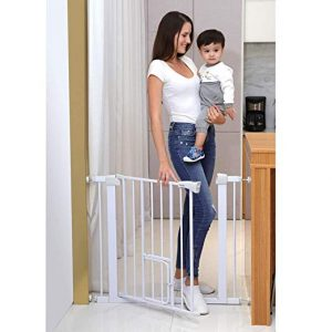 mounted baby gate