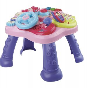 infant activity table