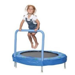 little kid indoor trampoline