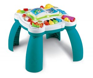 baby learning tables
