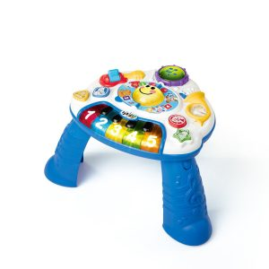 baby standing activity table